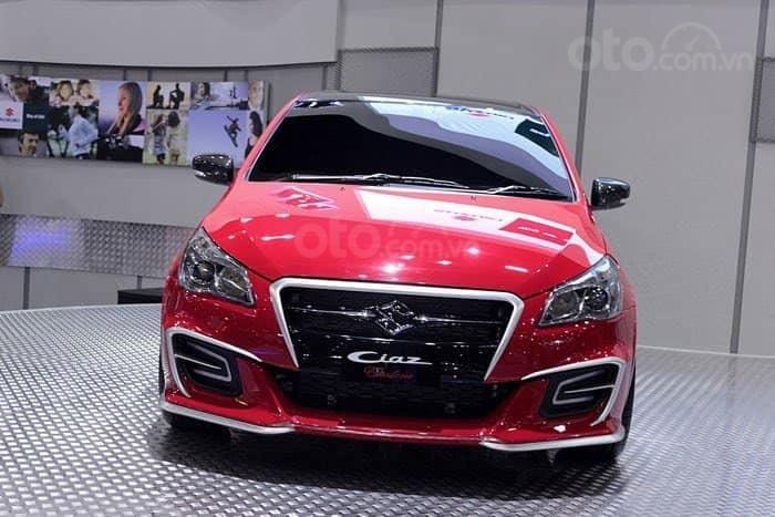 Suzuki Ciaz giá hot, hỗ trợ bank 100% chi trả chi phí đăng kí xe (1)