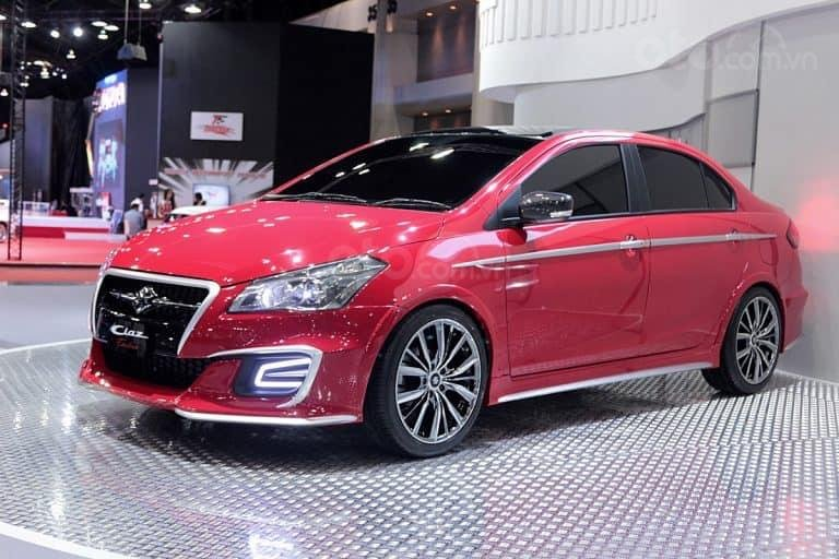 Suzuki Ciaz giá hot, hỗ trợ bank 100% chi trả chi phí đăng kí xe (2)