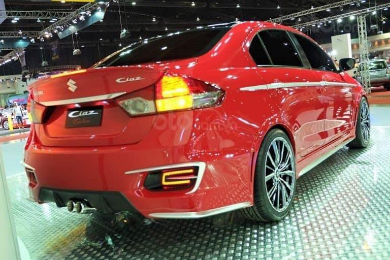 Suzuki Ciaz giá hot, hỗ trợ bank 100% chi trả chi phí đăng kí xe (5)