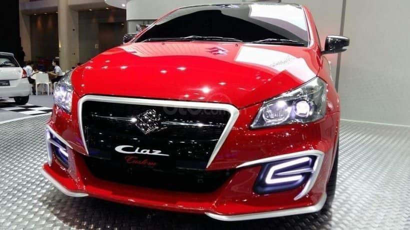 Suzuki Ciaz giá hot, hỗ trợ bank 100% chi trả chi phí đăng kí xe (4)