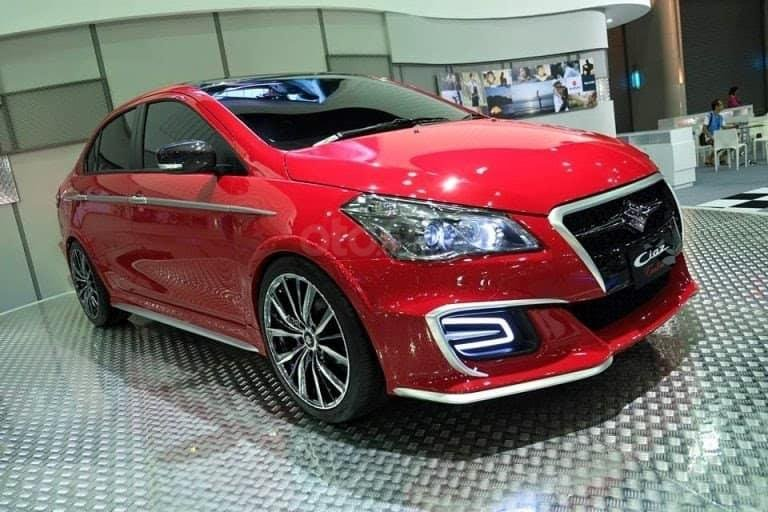 Suzuki Ciaz giá hot, hỗ trợ bank 100% chi trả chi phí đăng kí xe (3)