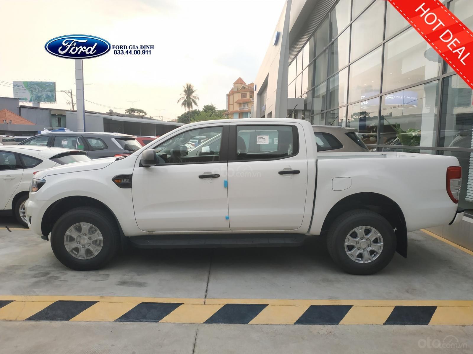 XLS AT Ford Ranger 2019 giao ngay, đủ màu, giảm tiền mặt + phụ kiện (2)