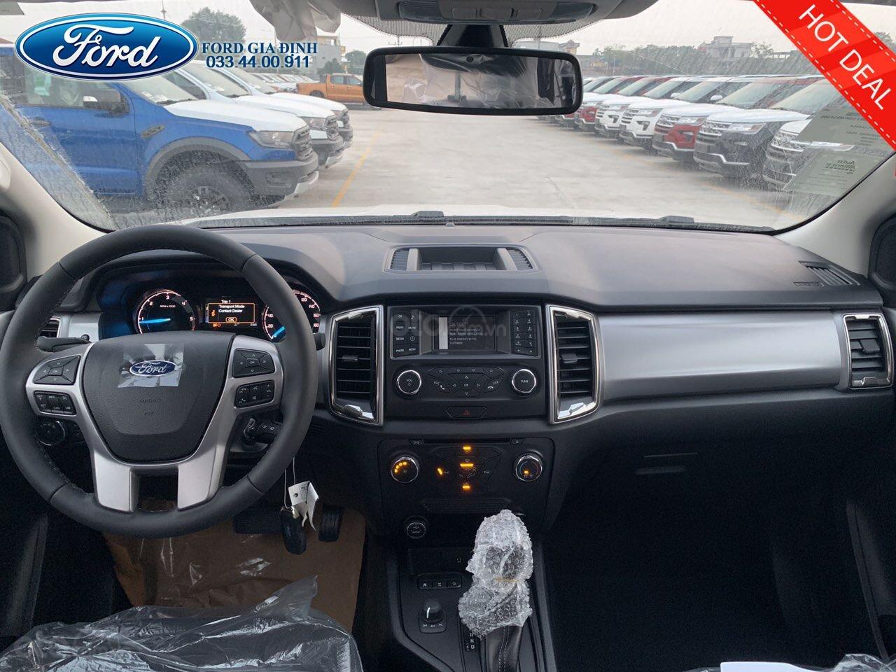 XLS AT Ford Ranger 2019 giao ngay, đủ màu, giảm tiền mặt + phụ kiện (3)