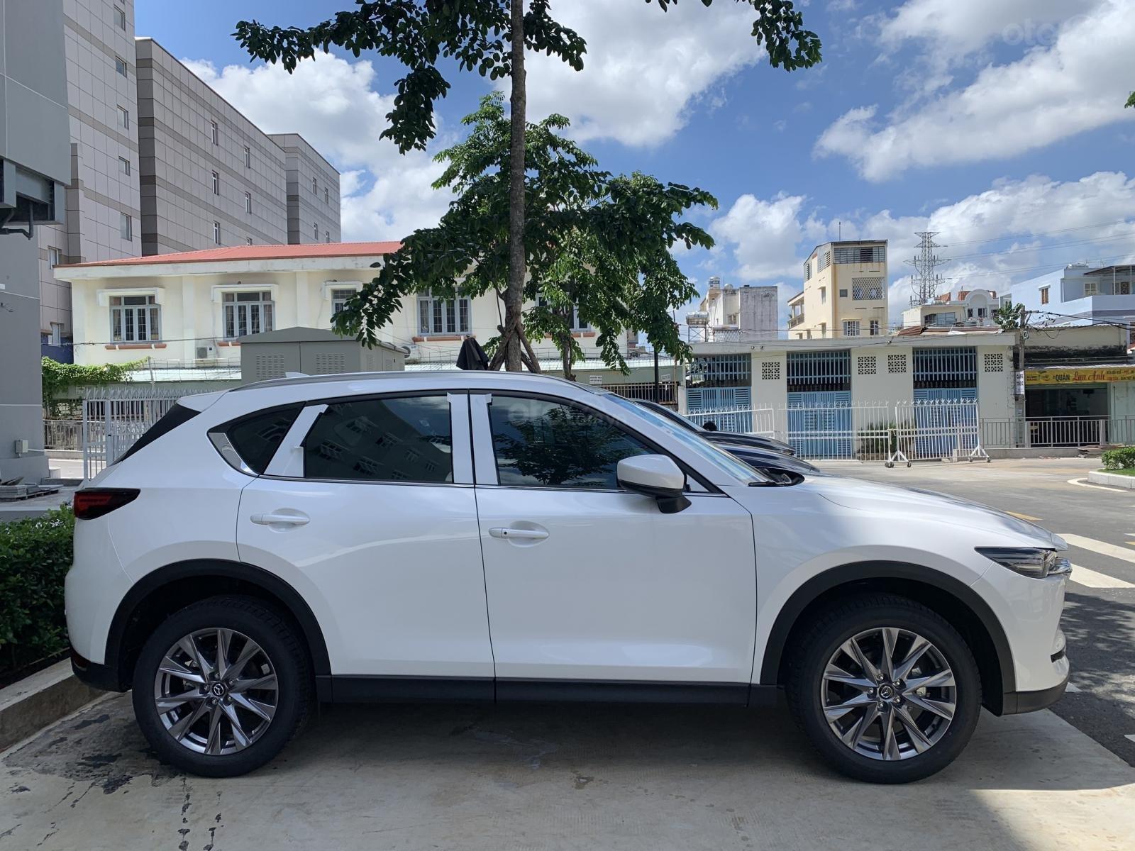 [Mazda Bình Triệu] CX 8- giảm 40tr + hỗ trợ vay 80%. Gọi ngay 0345 309 502 để được tư vấn (2)