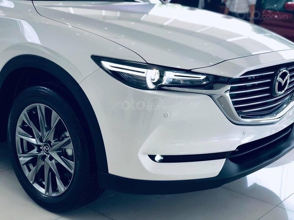 [Mazda Bình Triệu] CX 8- giảm 40tr + hỗ trợ vay 80%. Gọi ngay 0345 309 502 để được tư vấn (7)