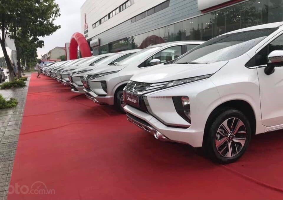 Cần bán Mitsubishi Xpander năm 2019, màu trắng nhập khẩu giá tốt (1)