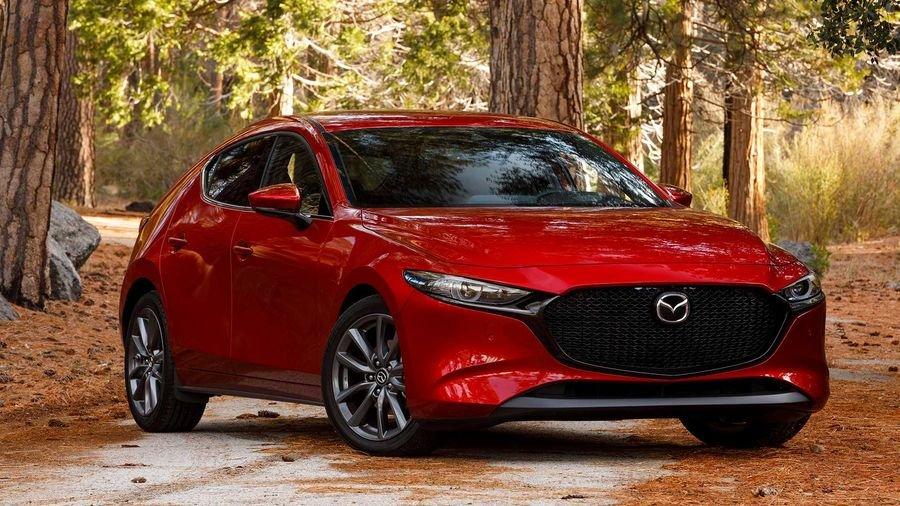 10 xe hatchback tốt nhất 2019 - Mazda 3.