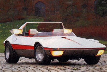 """Những chiếc xe """"tiêu biểu"""" làm tên tuổi của Marcello Gandini (Phần 1)."""