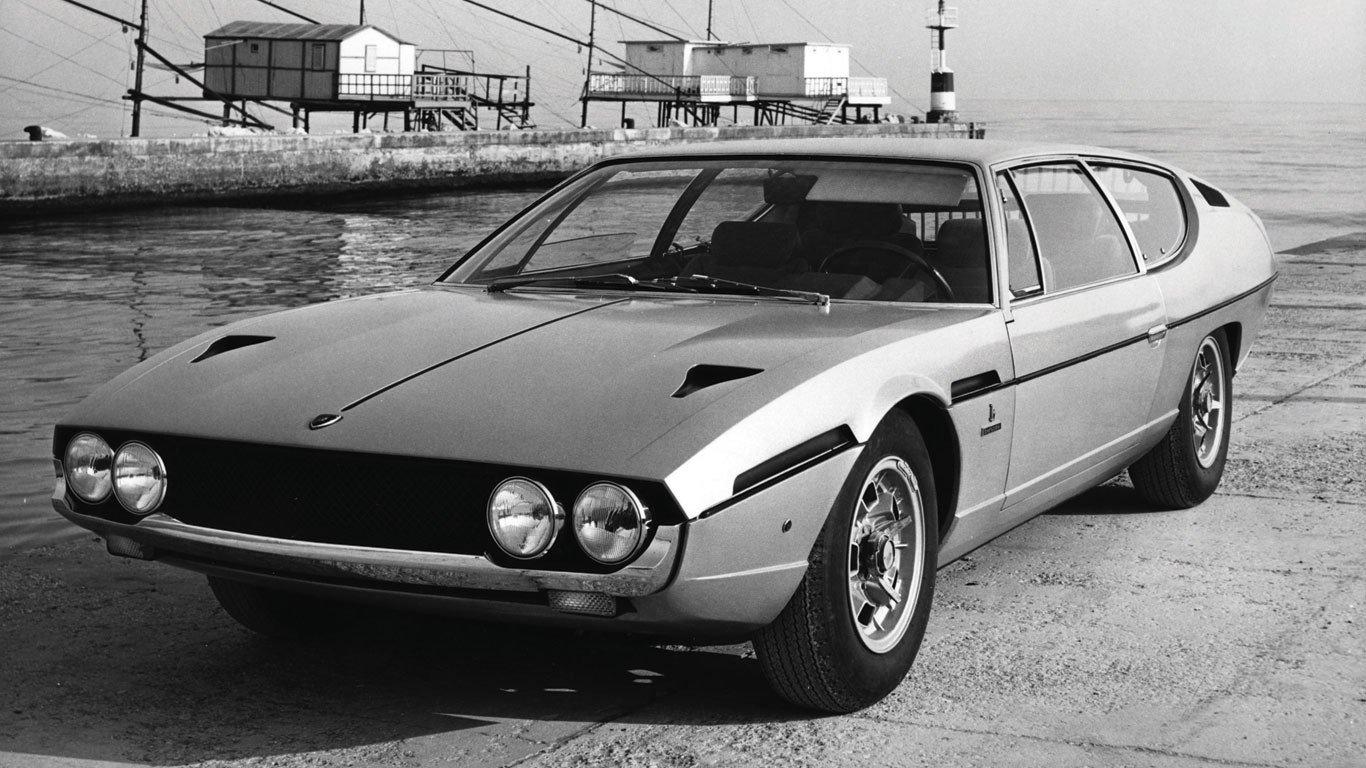 """Những chiếc xe """"tiêu biểu"""" làm tên tuổi của Marcello Gandini (Phần 1),"""