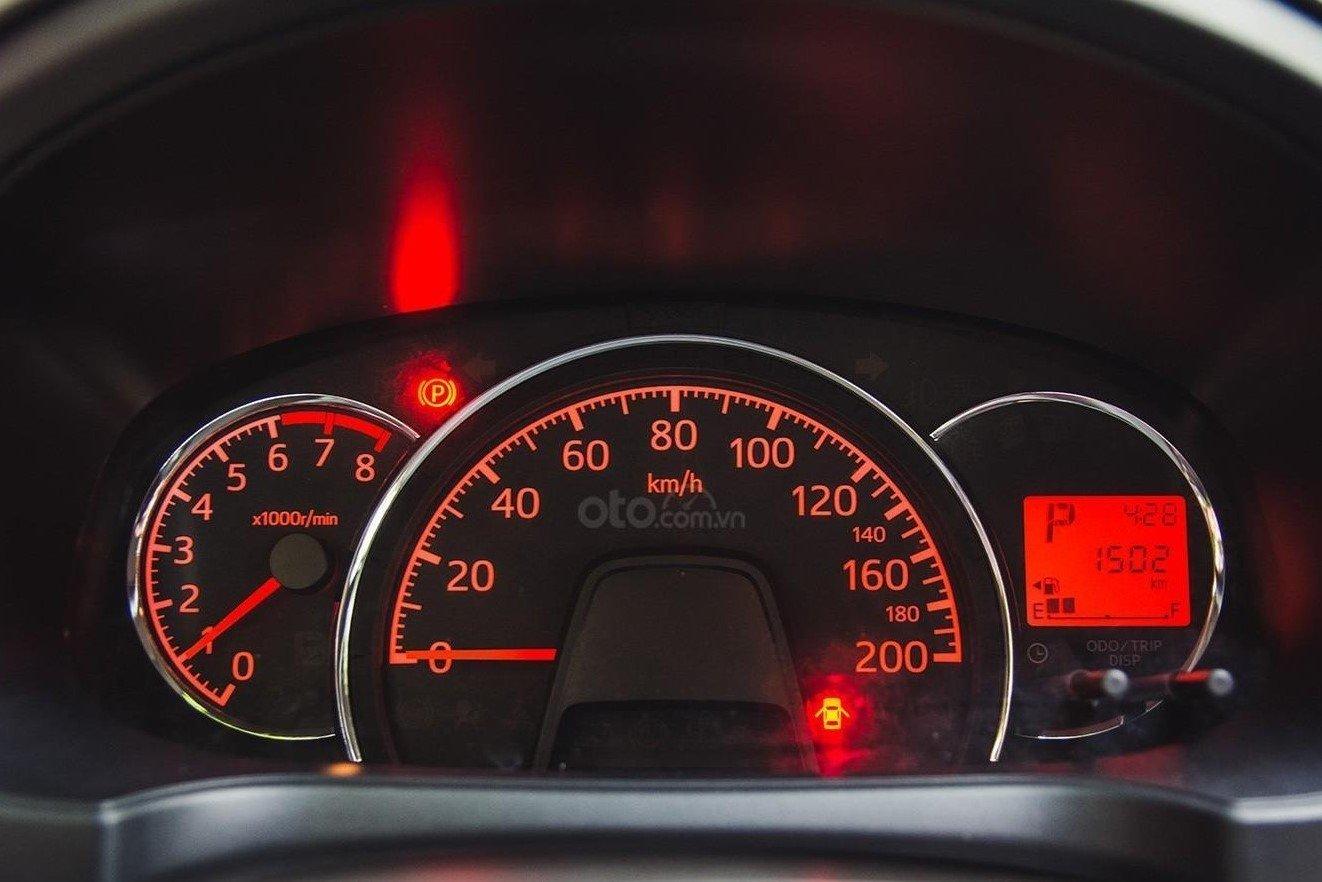 Đồng hồ lái của Toyota Wigo 2019 1