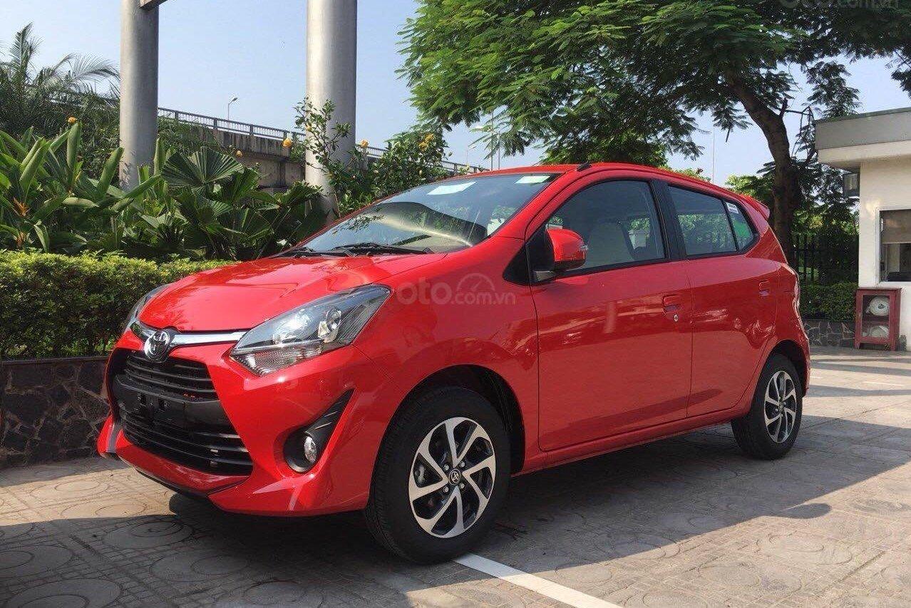Toyota Wigo 2019 1.2 AT cũng thể hiện ưu điểm riêng của bộ lốp 175/65R14 a2