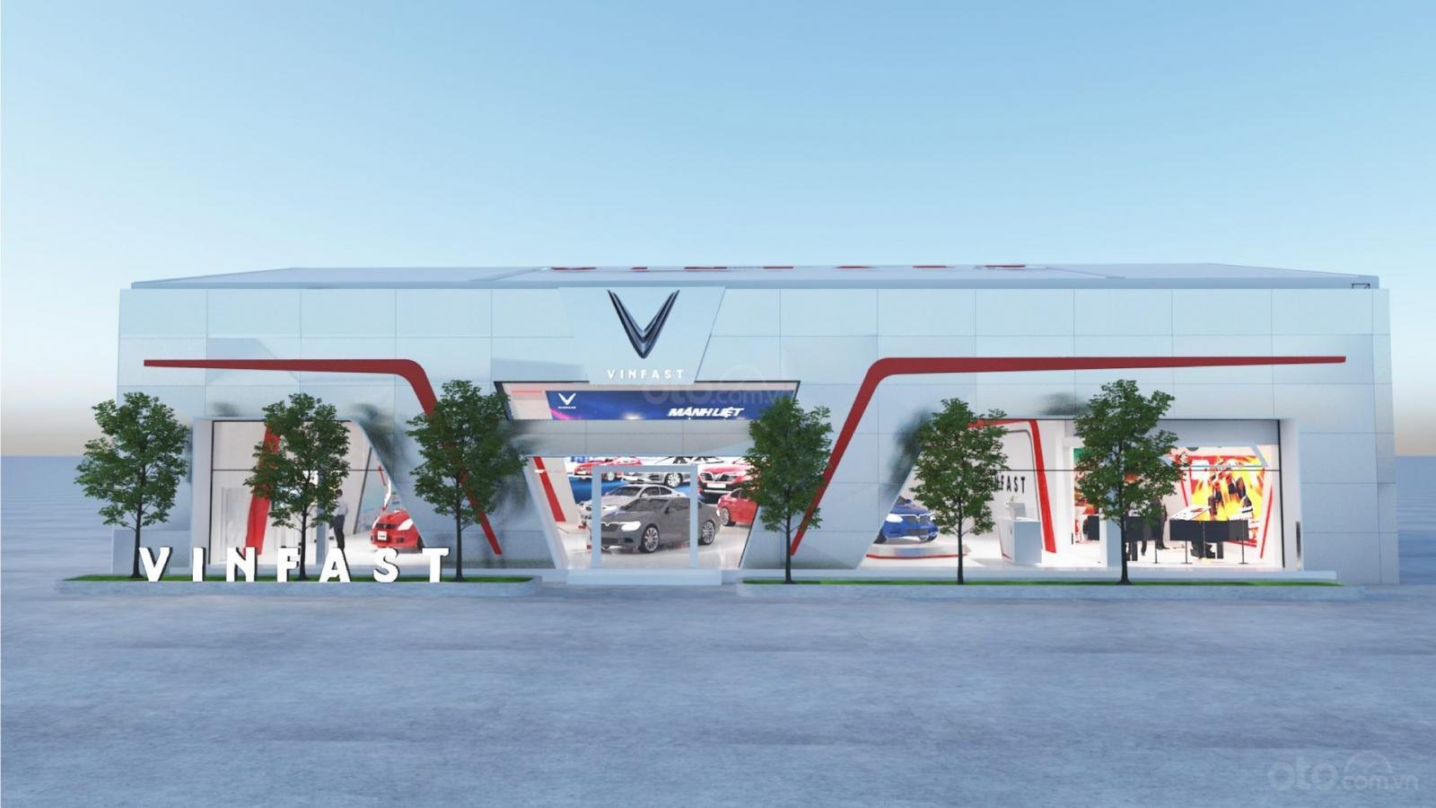 """[VMS 2019] Lần đầu tham dự triển lãm ô tô lớn nhất Việt Nam, VinFast """"tỏa sáng"""" theo cách nào? a2"""