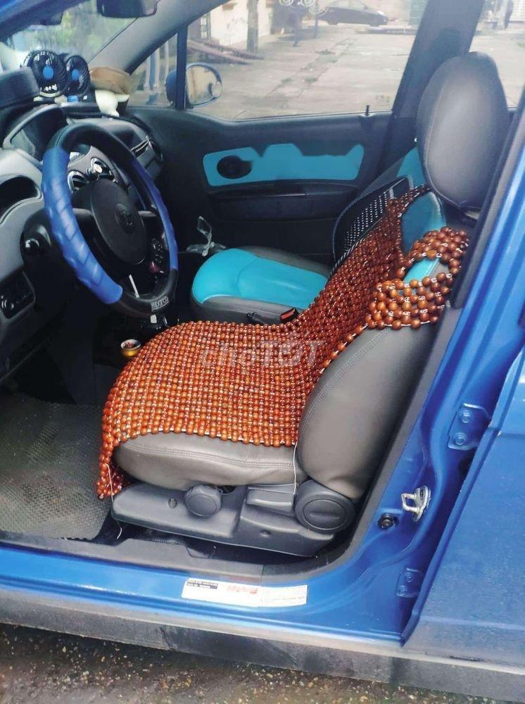 Bán xe Daewoo Matiz 2008, màu xanh lam, nhập khẩu số tự động (6)