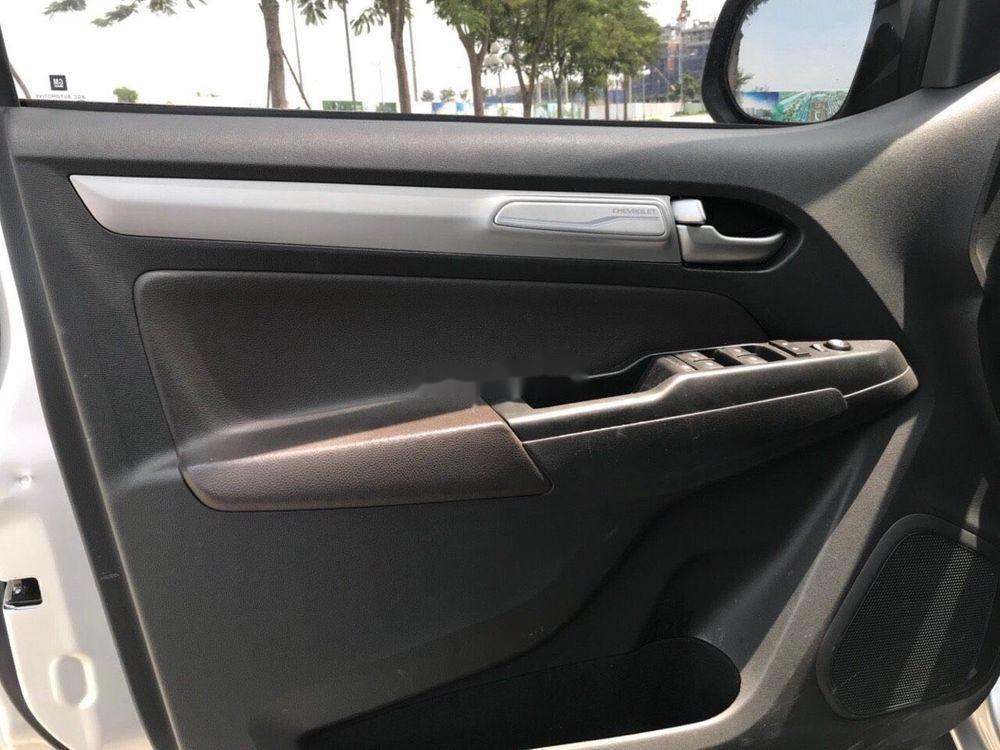 Bán xe Chevrolet Trailblazer LT 2.5AT 2018, màu bạc, nhập Thái, số tự động, giá tốt (3)
