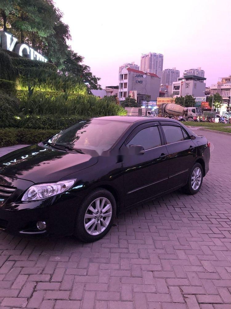 Cần bán gấp Toyota Corolla Altis 2.0AT đời 2010, màu đen còn mới, giá tốt (4)
