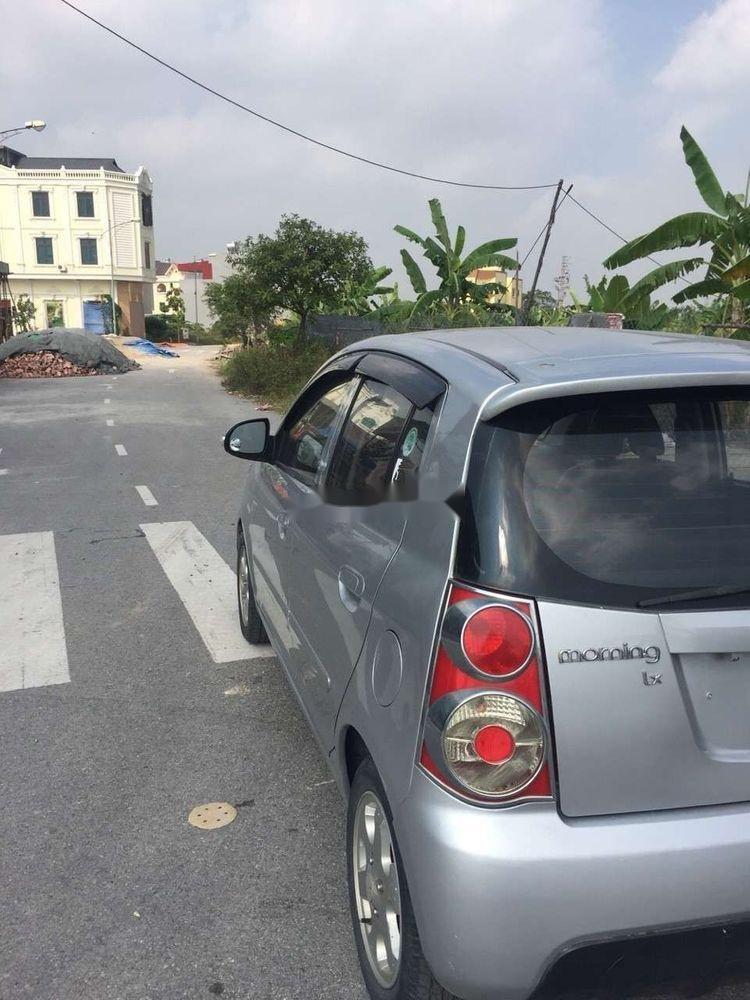 Cần bán Kia Morning sản xuất năm 2009, màu bạc, xe nhập, chính chủ (5)