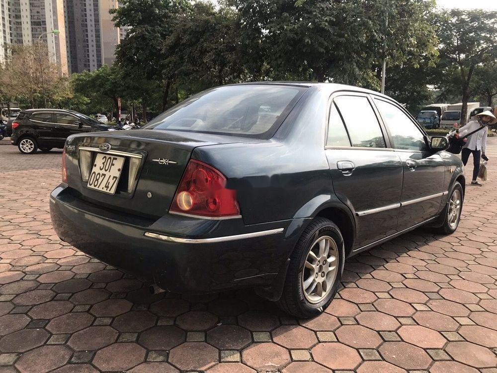Bán Ford Laser năm 2004, màu đen chính chủ, 148tr (6)