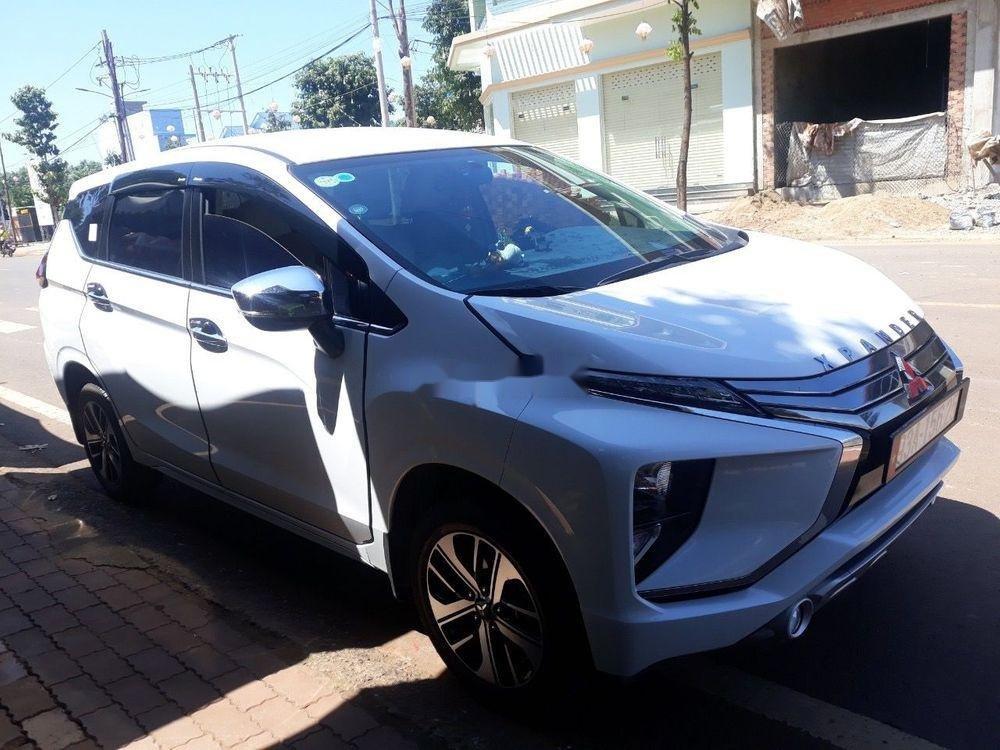 Bán Mitsubishi Xpander năm sản xuất 2019, màu trắng, xe nhập, giá cạnh tranh (1)