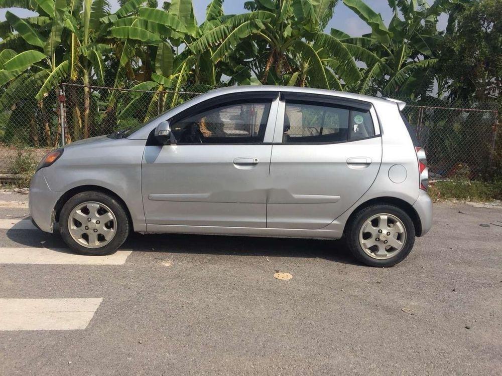 Cần bán Kia Morning sản xuất năm 2009, màu bạc, xe nhập, chính chủ (3)