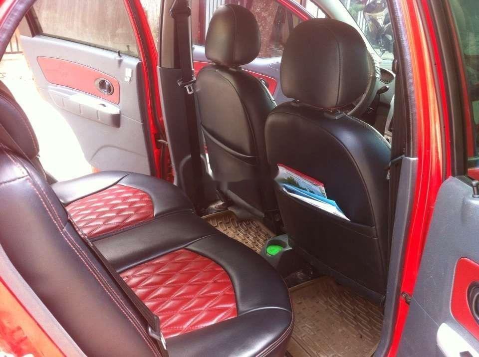 Bán xe Chevrolet Spark đời 2009, màu đỏ như mới, giá tốt (8)