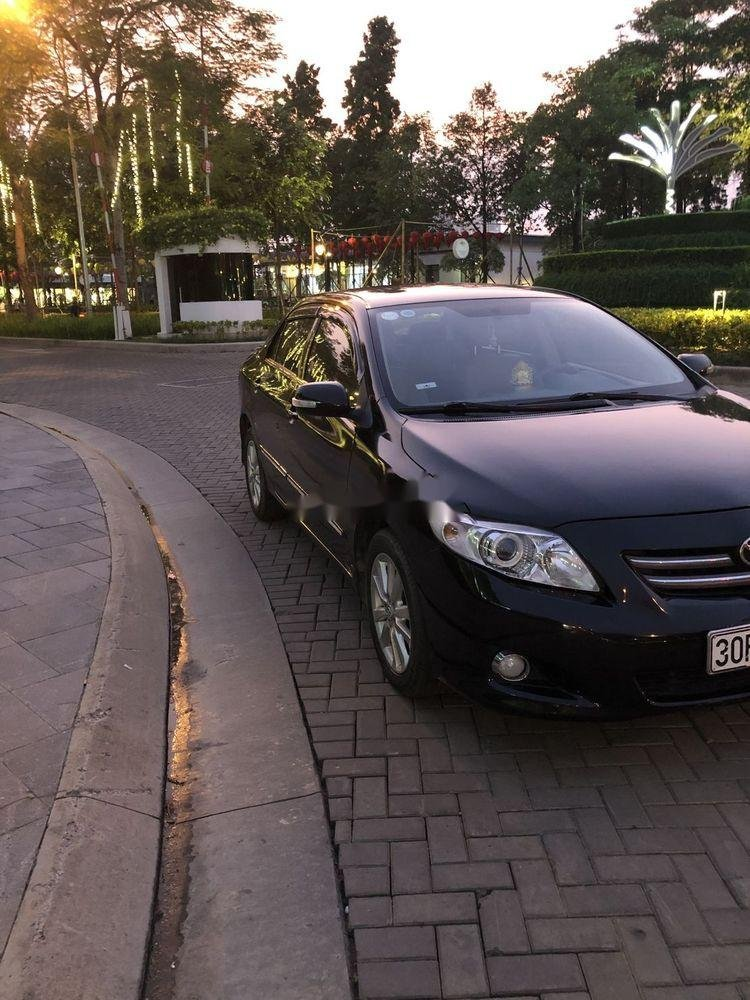 Cần bán gấp Toyota Corolla Altis 2.0AT đời 2010, màu đen còn mới, giá tốt (7)
