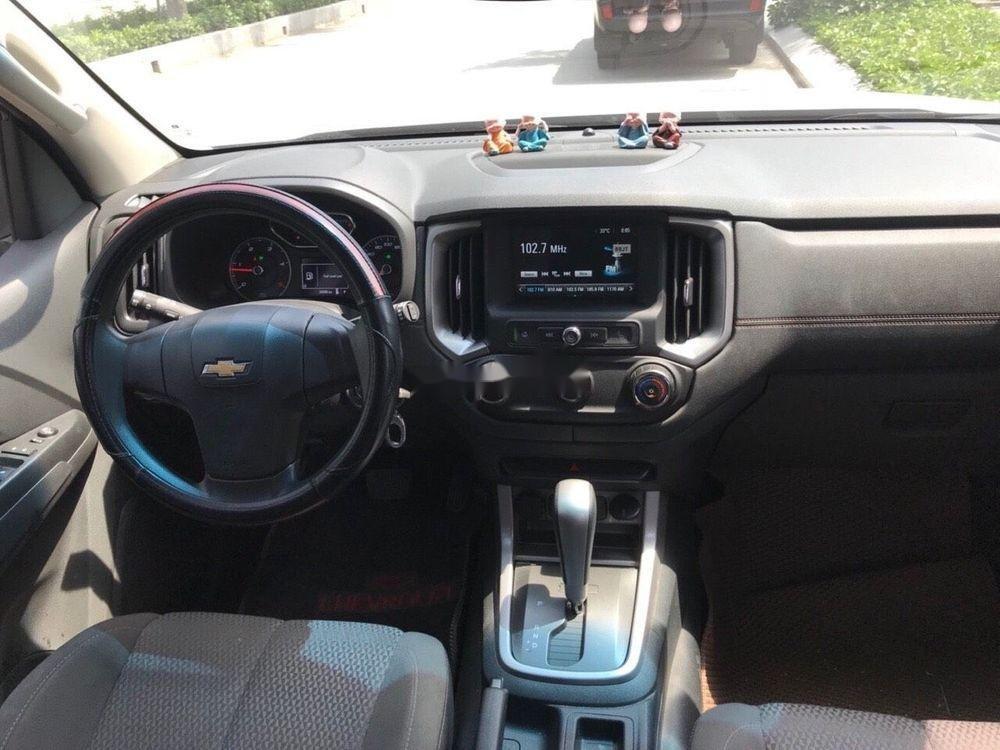 Bán xe Chevrolet Trailblazer LT 2.5AT 2018, màu bạc, nhập Thái, số tự động, giá tốt (8)