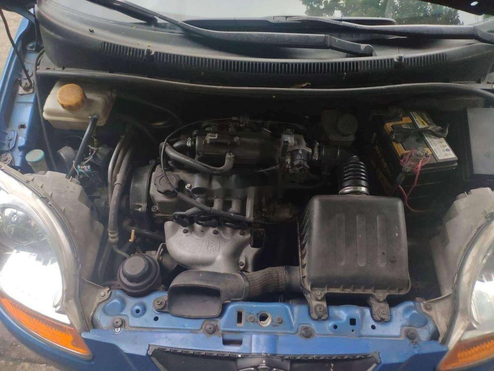 Bán xe Daewoo Matiz 2008, màu xanh lam, nhập khẩu số tự động (5)