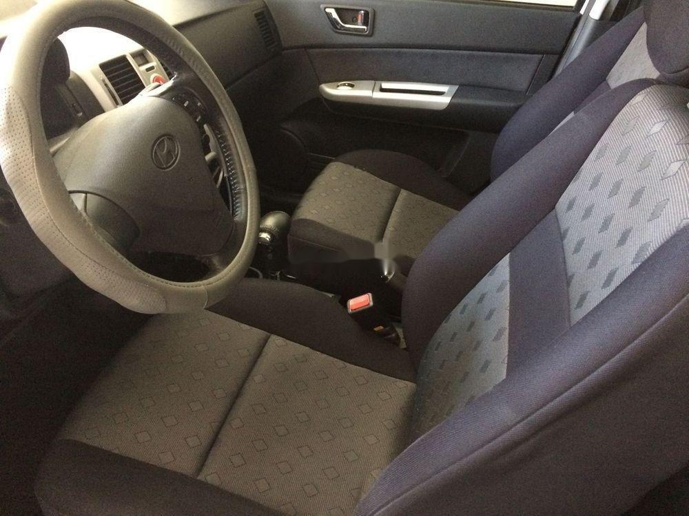 Cần bán Hyundai Getz đời 2010, màu bạc, xe nhập số tự động, giá tốt (4)