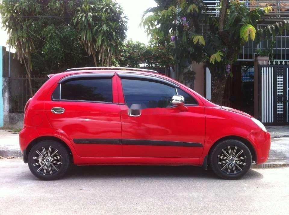 Bán xe Chevrolet Spark đời 2009, màu đỏ như mới, giá tốt (4)