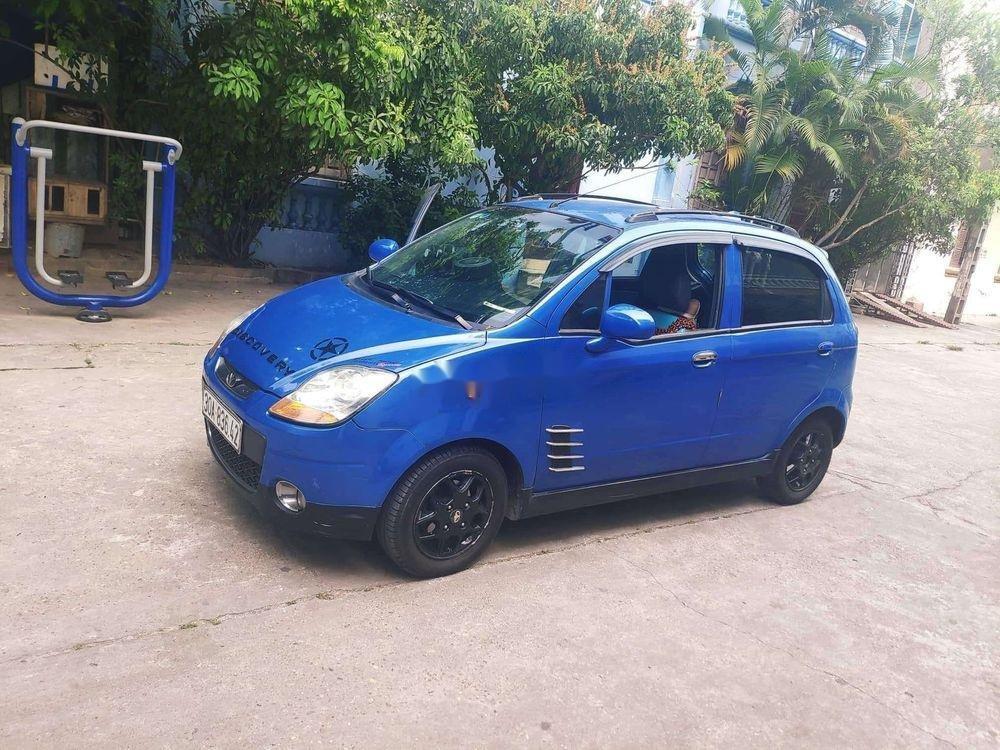 Bán xe Daewoo Matiz 2008, màu xanh lam, nhập khẩu số tự động (2)