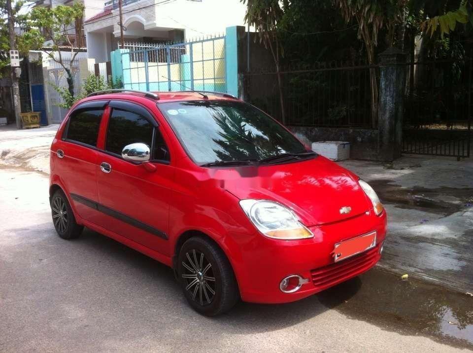 Bán xe Chevrolet Spark đời 2009, màu đỏ như mới, giá tốt (3)