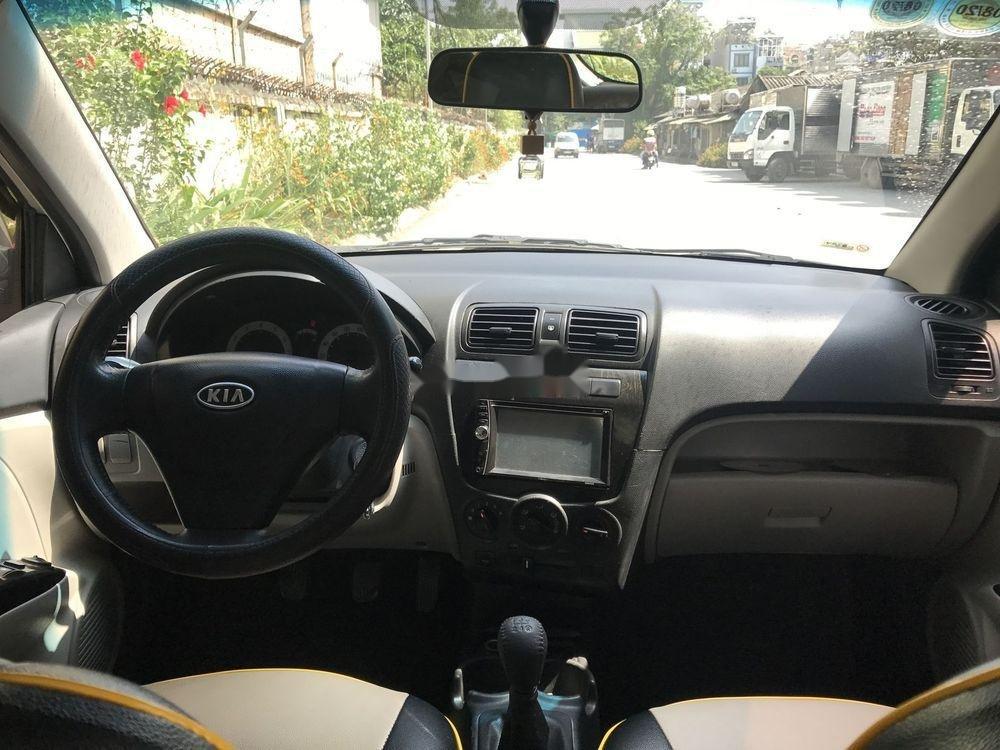 Bán Kia Morning đời 2009, màu bạc, nhập khẩu xe gia đình (9)