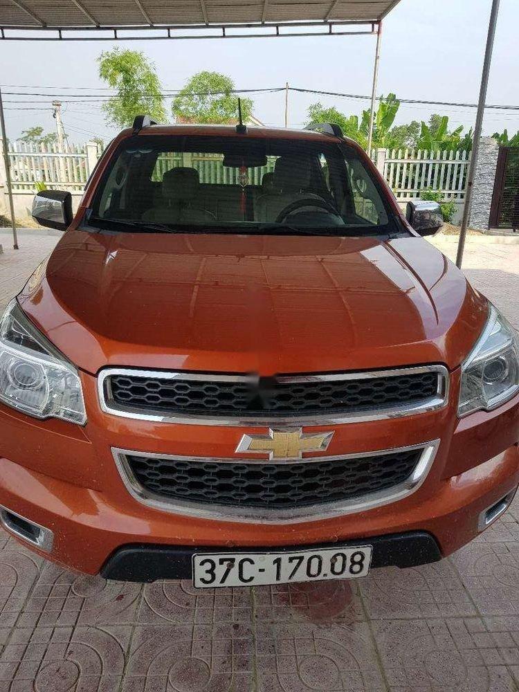 Bán ô tô Chevrolet Colorado sản xuất 2015, xe nhập, mọi thứ nguyên bản (12)