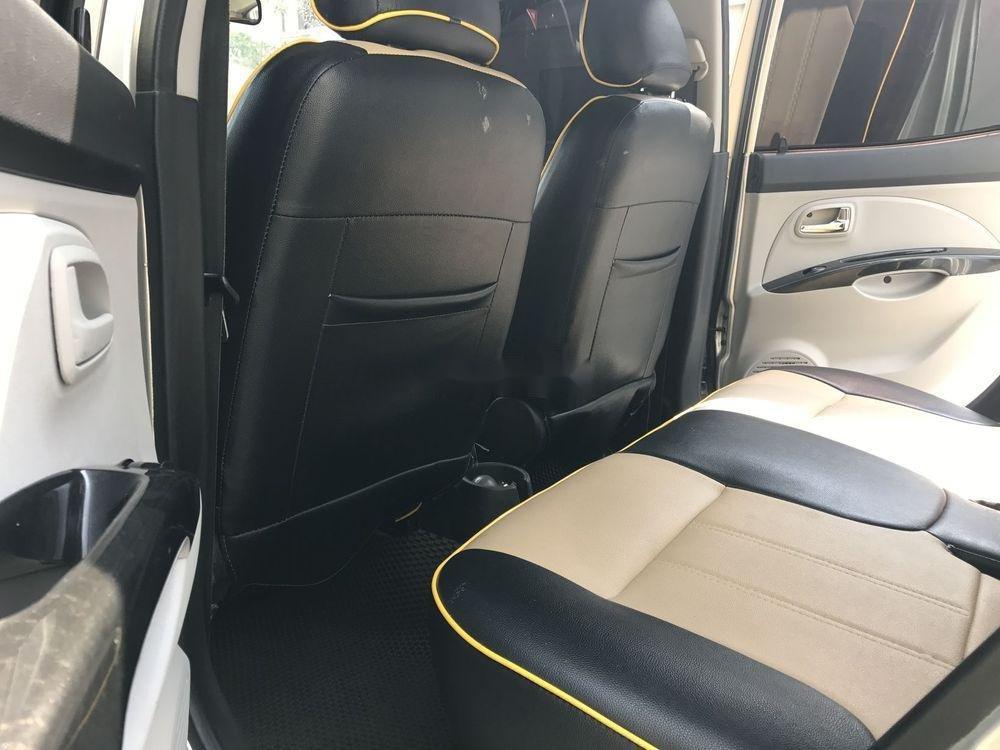 Bán Kia Morning đời 2009, màu bạc, nhập khẩu xe gia đình (7)