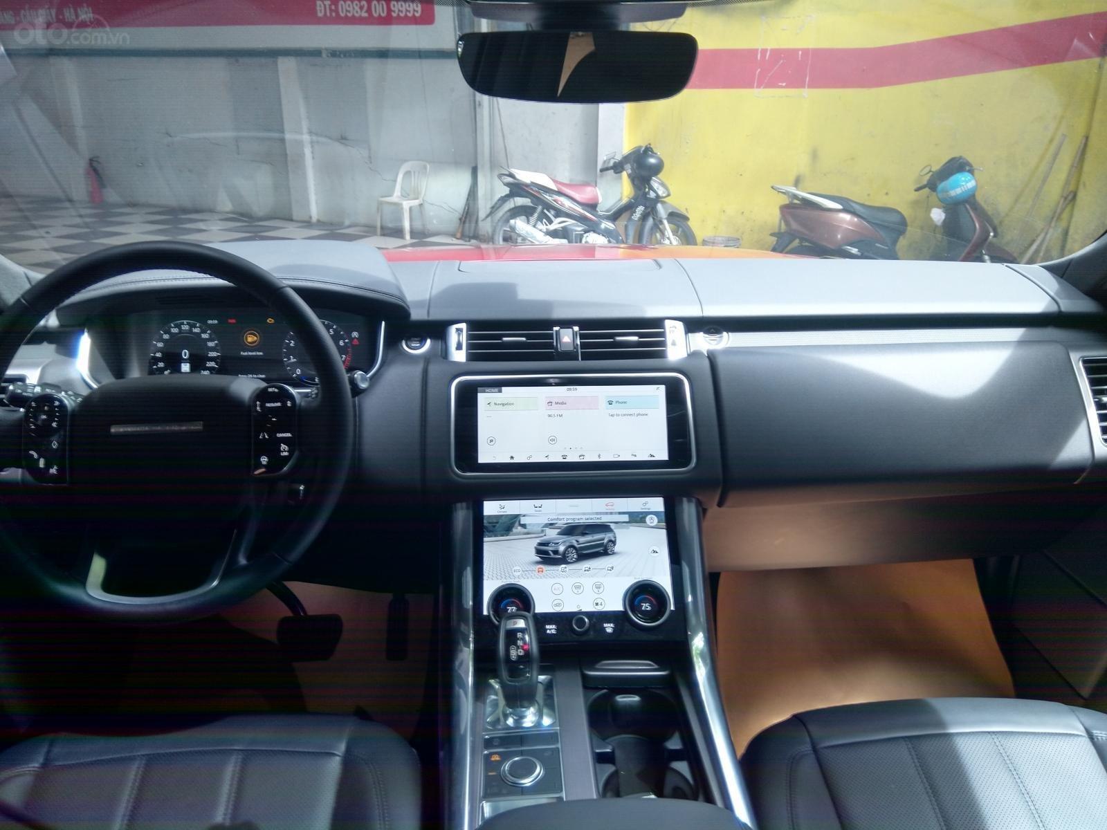 Bán Rage Rover HSE Sport Supercharged model 2019 siêu lướt (9)