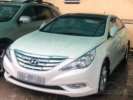 Bán Hyundai Sonata đời 2010, nhập khẩu nguyên chiếc (1)