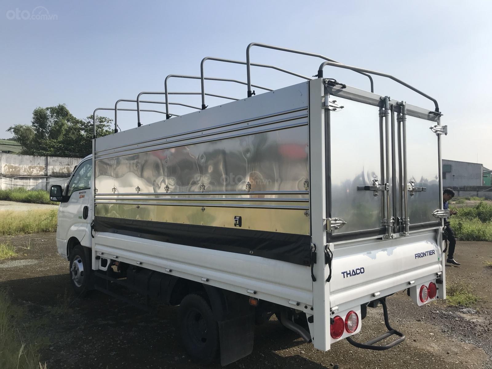 Bán xe tải Kia K250 đời 2018 tải 2.49 tấn, thùng dài 3.5 mét, giá ưu đãi, có xe sẵn giao ngay - Lh: 0905036081 (6)