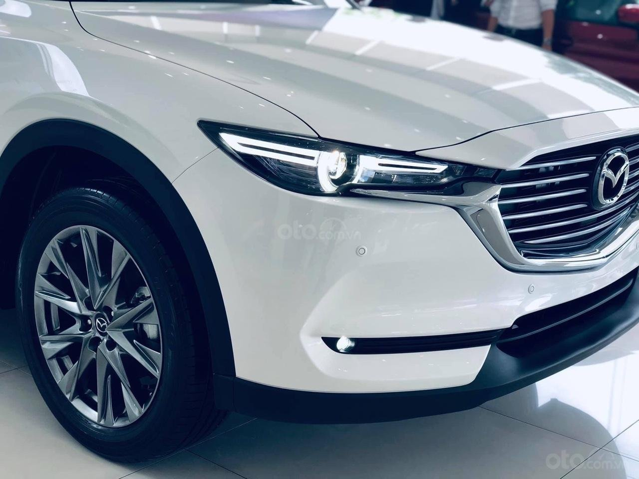 [Mazda Bình Triệu] Mazda CX-8 chỉ còn từ 999 triệu, giảm giá ngay 150 triệu (3)
