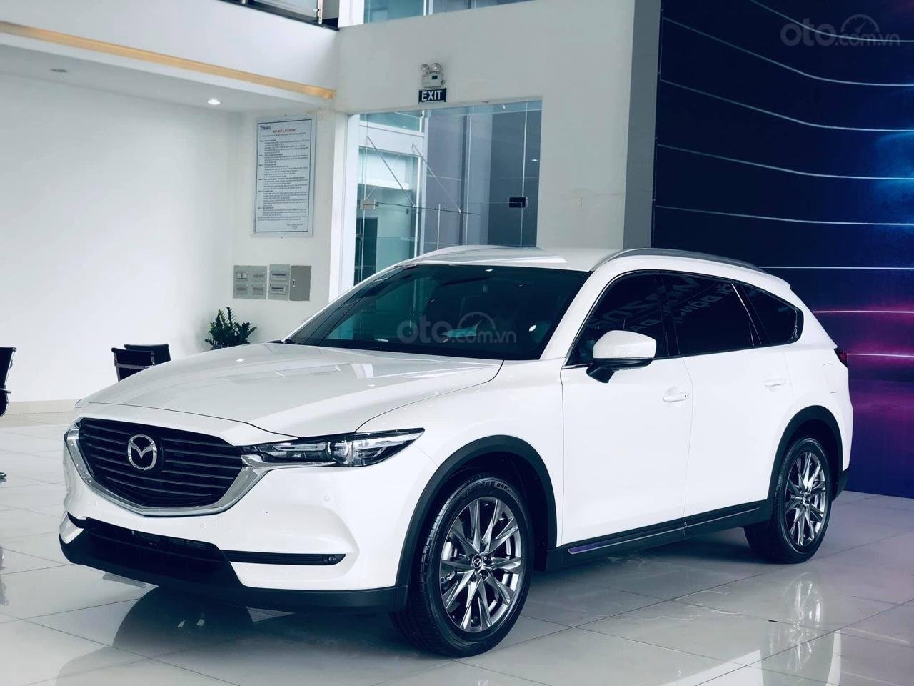 [Mazda Bình Triệu] Mazda CX-8 chỉ còn từ 999 triệu, giảm giá ngay 150 triệu (1)