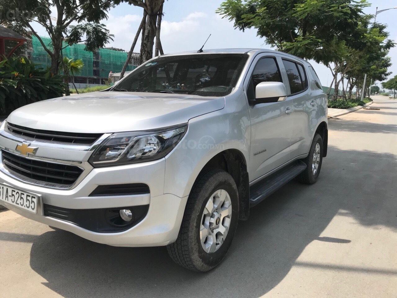 Bán xe Chevrolet Trailblazer Premium 2018 (6)