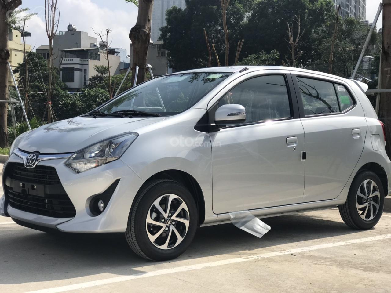 Toyota Wigo 2019 giao ngay, giá tốt, chi phí hợp lý (3)