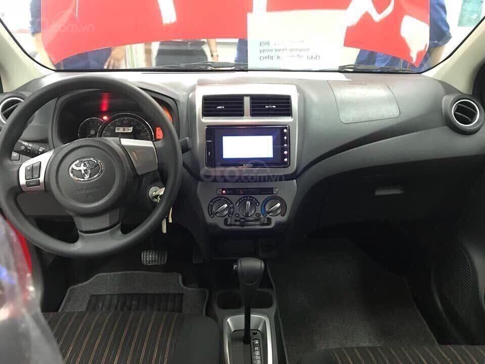 Toyota Wigo 2019 giao ngay, giá tốt, chi phí hợp lý (4)