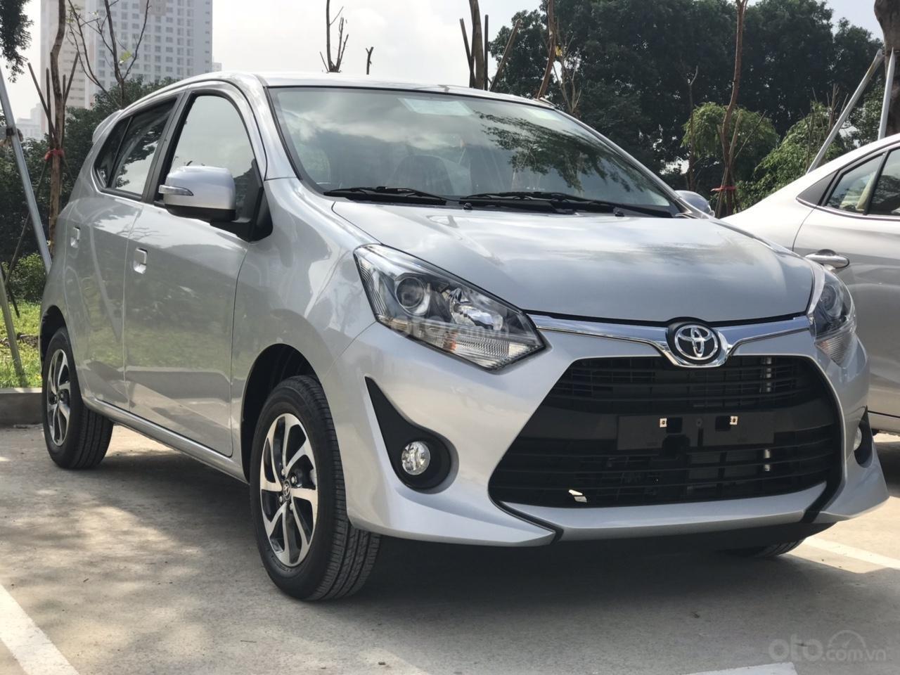 Toyota Wigo 2019 giao ngay, giá tốt, chi phí hợp lý (1)