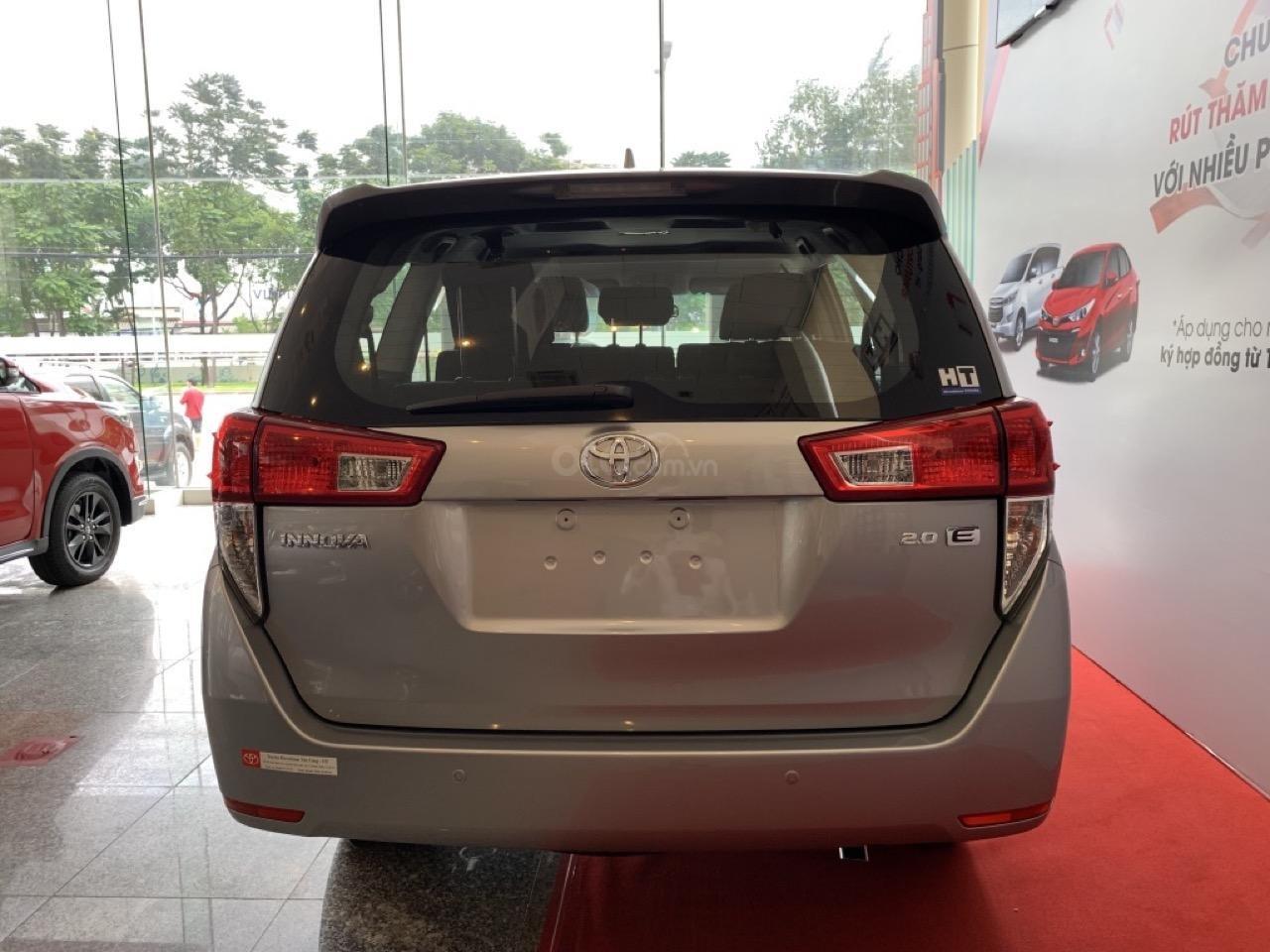 Chỉ 200tr sở hữu ngay Toyota Innova 2019 mới 100% (3)