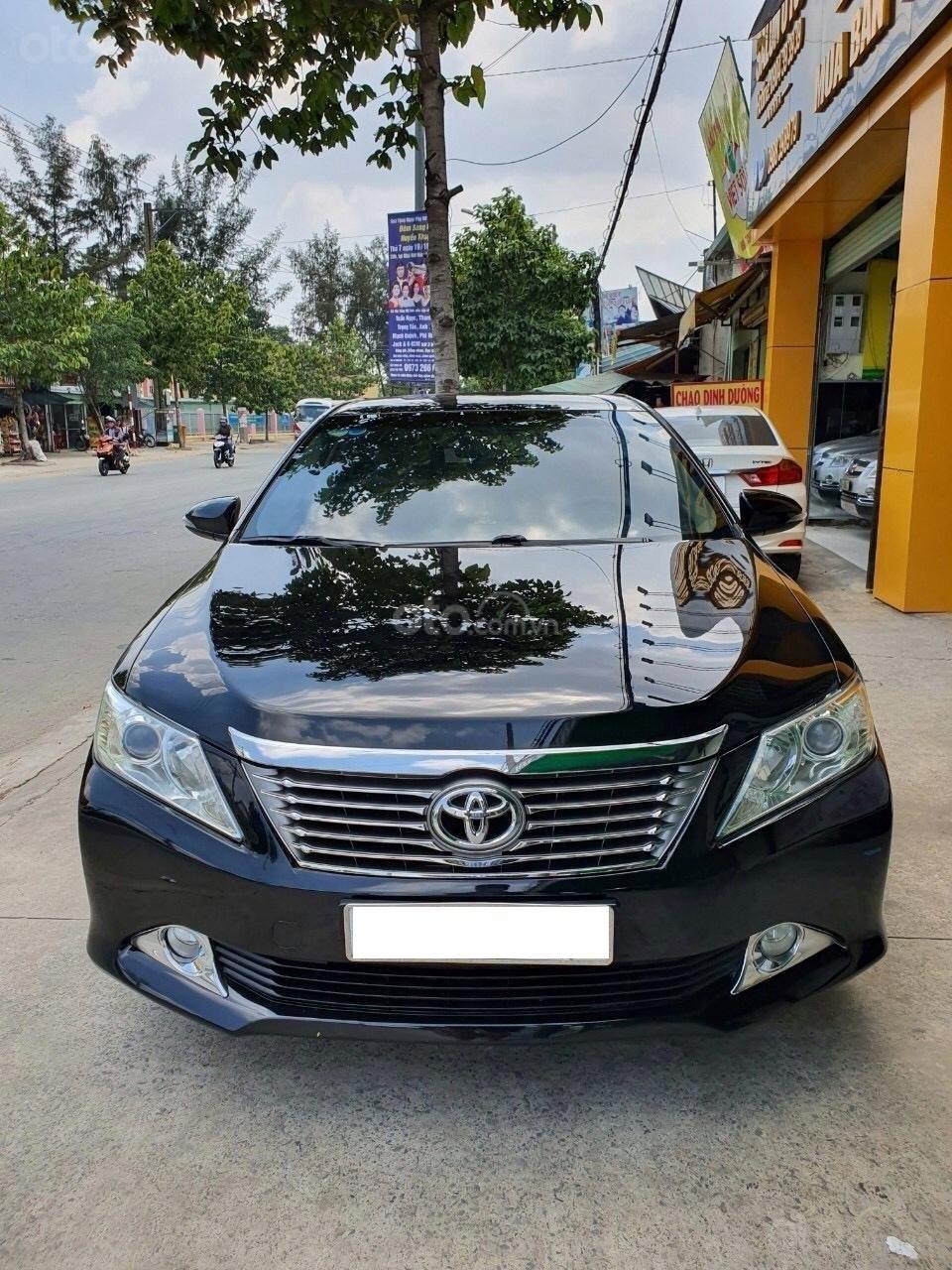 Toyota Camry 2.0E - 2013 (8)