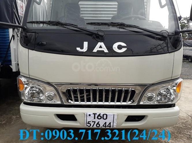 Xe tải Jac 2T4 Euro 2019 máy Isuzu thùng dài 4.4m. Gía xe tải Jac 2T4 (Mã L250) (3)