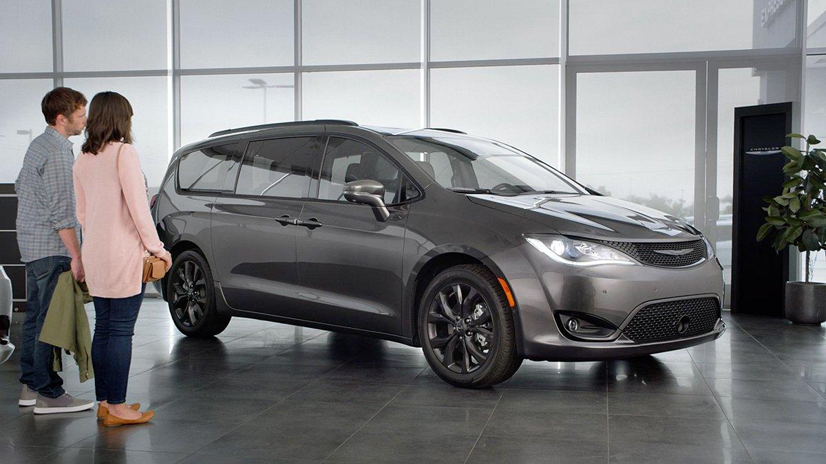 Chrysler Pacifca