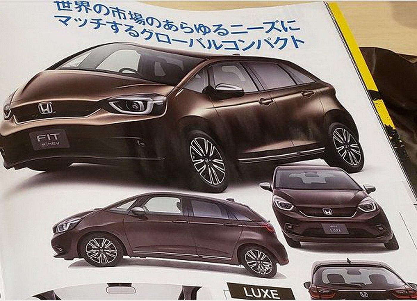 Honda Jazz 2020 tại Nhật Bản bao gồm bốn phiên bản: Basic, Ness, Luxe và Crosstar. .