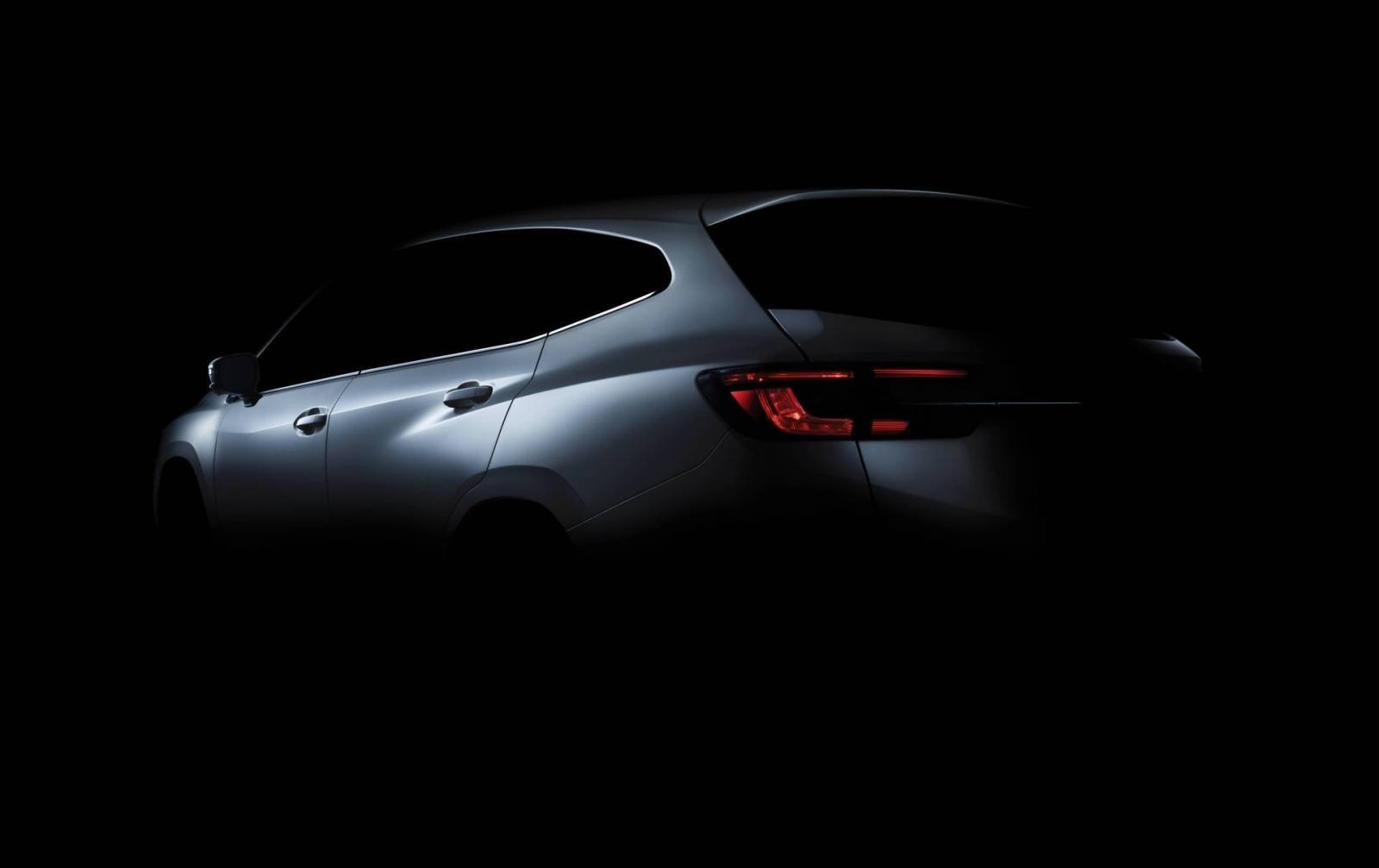 Subaru Levorg 2020 sắp trình làng.