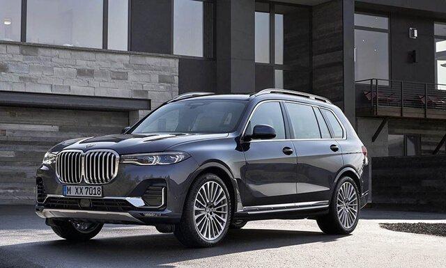 Thiết kế ngoại thất BMW X7